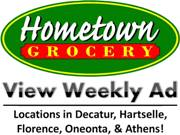 Hometown Market Weekly Ad